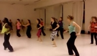 African Contemporary Dance workshop with Kaolack