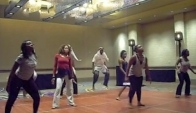 AfroHeartBeat Dance Team at Practice soukous hiphop