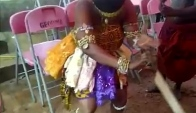 Akropong One Week's Adowa dance