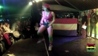 Alessandra Round Italian Dancehall Queen Contest - Big Bang Reggae Yard