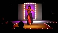Alia Mohamed - Vintage Style Belly Dance
