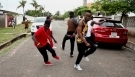 Alkayida Vs Azonto Part Red Card Dance