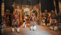 Amazing Zulu Dance in Shakaland
