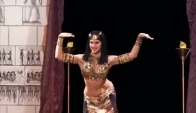 Amazing pharaonic fusion Belly Dance Goddess