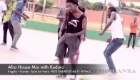 Angolan Boys and Girls Afro house and kuduro