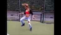 Asked Twerking This is the girl Amazing Figures  Twerk Dance