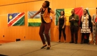 Azonto Dance-Off Princeton vs Rutgers