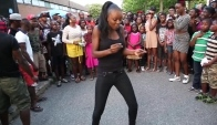 Azonto Dance Between