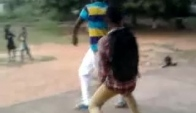 Azonto battle at Chripsa homecoming