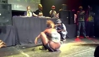 Bassline Dancehall Queen Competition Round