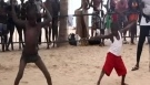 Beach Mbalakh Regarder - Mbalax dance