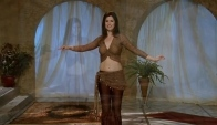 Belly Dance For Beginners - Basic Posture