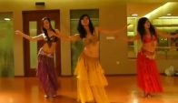 Belly Dance Indian Bride