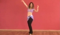 Belly Dance Lesson - dancing lessons