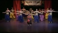 Belly Dance With Zills - Harem Dance Studio