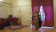 Belly dance Egyptian Folklore Saidi Dance Marta