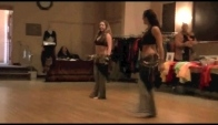 Belly dance Revolution at the Gypsy Caravan Hafla