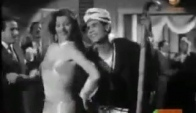 Belly dance in old Egyptian movies katy
