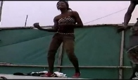 Benin Girl Dancing like a Champ
