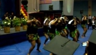 Black Graduation Performance - Makossa Dance