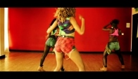 Bruk It Down Shiva Ware Dancehall Fusion Choreography