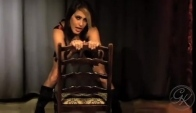 Burlesque Chair Routine
