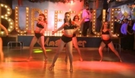 Burlesque Dance - Dj Vu Dance Company