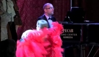 Burlesque Fan Dance - Barcarolle by Offenbach