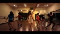 Burlesque by Christina Aguilera Choreography