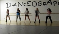 Burlesque dance class- Danceography Studio