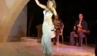 Cabaret belly dance Egypt