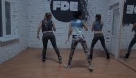 Caked Up  Ass Down Twerk choreography by Natalia Ismailova - Dance school Fde