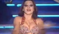 Classical lebanese belly dancer: Amar Kamel