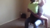 DFreak Slow Grinding LapDance To TreySongz - French Kiss