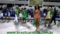 Dance Leotards at Rio Carnival