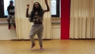 Dance Session With Vrs Dance Crew - Ndombolo Azonto