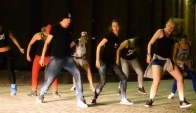 Dancehall Choreography by Monkey Danca Movado Ft Stacious - Come Into My Room