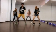 Dancehall Choreography by Monkey Dancer