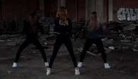 Dancehall Choreography by Sveta Orlova on Leftside-Push