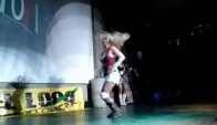Dancehall Queen Russian contest D Fraules Presentation