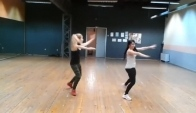 Dancehall choreography Major Lazer