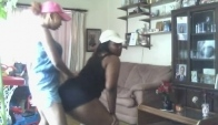 Dancing To Red NOSE-YIKING And Twerking