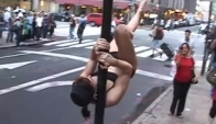 Danielle Romano Nyc Pole Dance