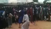 Danse Sngalaise - new baye fall dance
