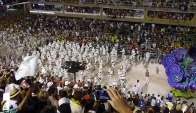 Darth samba Vader and Avatar in Rio Carnival
