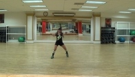 Dembow Dance Fitness Choreography