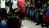 Dembow Dance In Hainamosa Santo Domingo Este