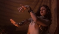 Djinn Belly Dance Seduction Scene