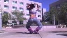 Dope Liyah T Does Full Yiken Dance