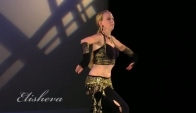 Elisheva - Tribal Fusion Belly dance Improvisation